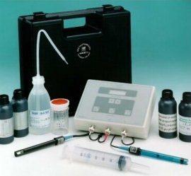 Прибор EPH-119 для измерения параметров (EC / рН / °C )