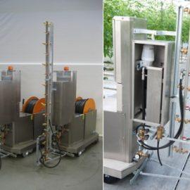 Система химической обработки и дезинфекции МЕТО