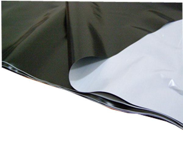 Пленка полиэтиленовая черно-белая светостабилизированная