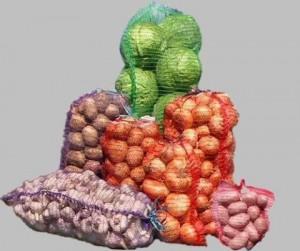 Сетки овощные (мешок сетчатый)