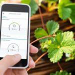 Новое решение  для точного контроля урожая