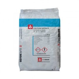 Нитрат кальция (calcium nitrate) EUROSOLIDS